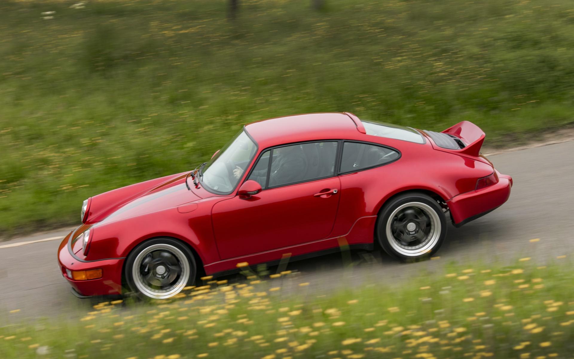 Porsche 911 Everrati 9