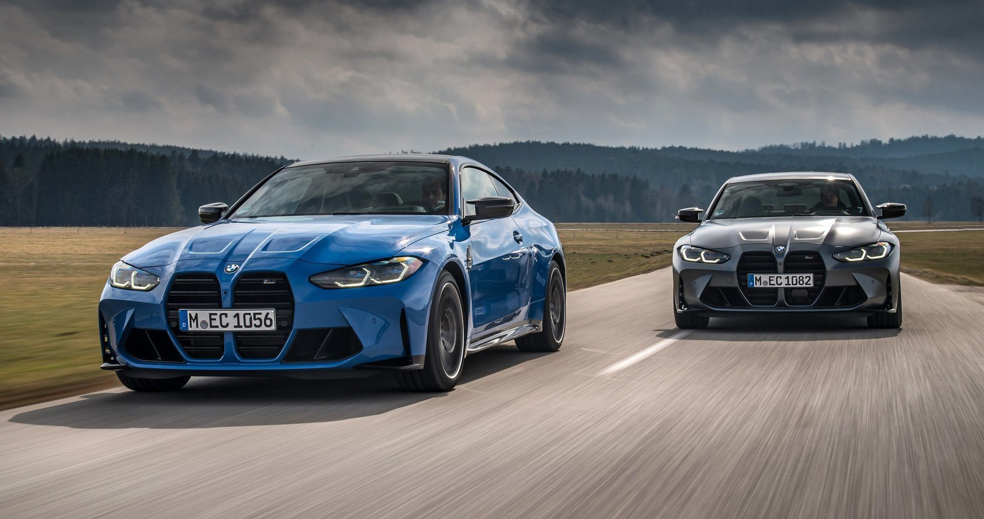 BMW M3 y M4 Competition M xDrive