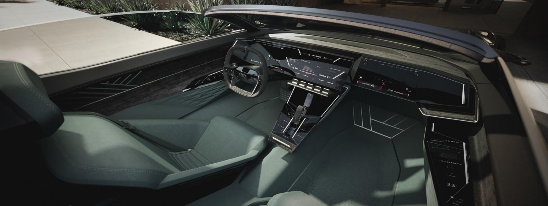 Audi Skysphere Concept 7