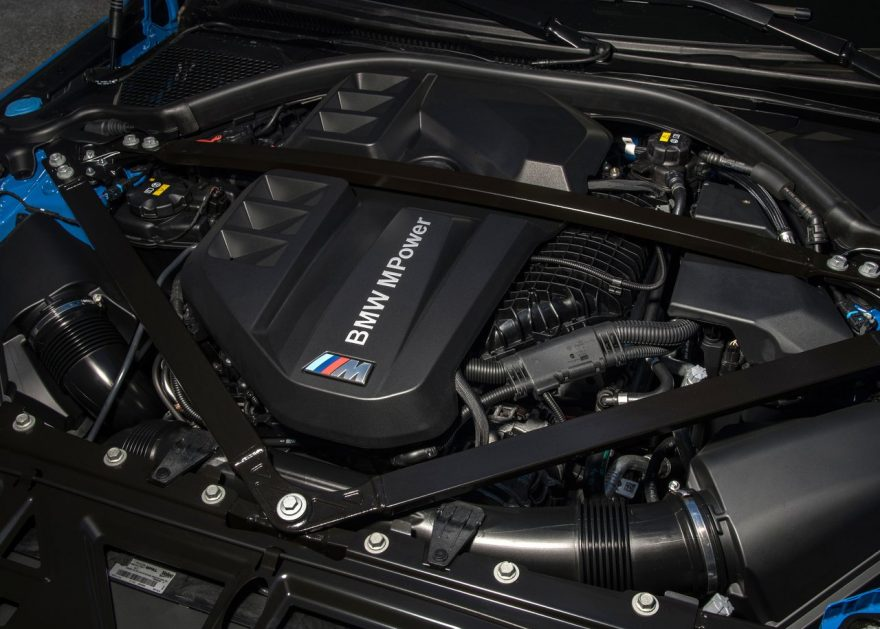 Bmw M4 Competition Coupe M xDrive