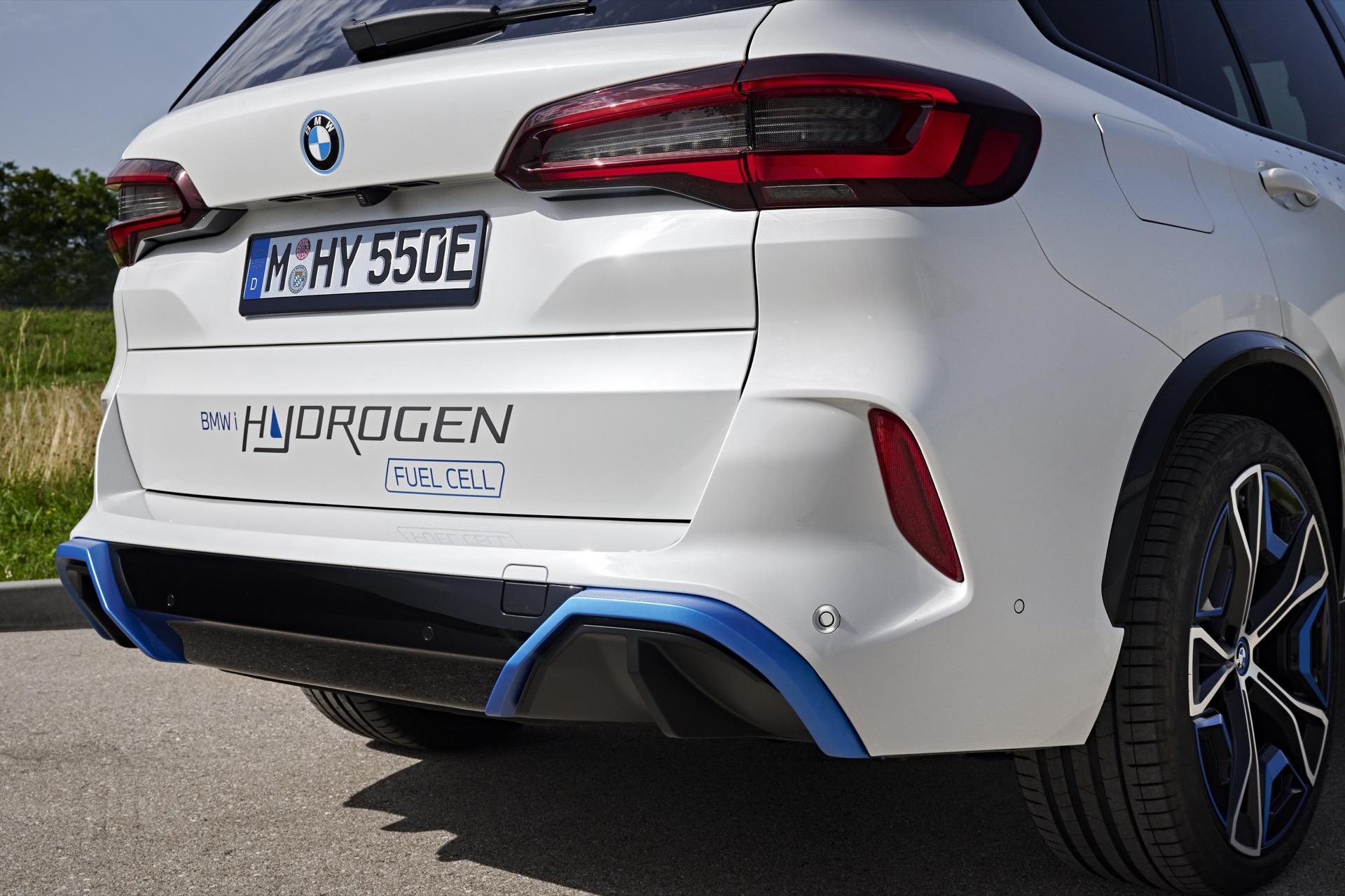 Bmw Ix5 Hydrogen 6