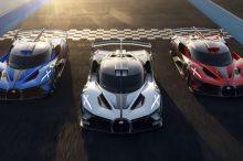 Bugatti Bolide, el salvaje hypercar ya tiene fecha para comenzar su producción