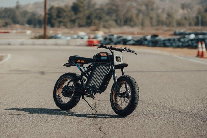 Hot Wheels X Super73 Rx