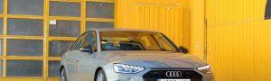 Prueba del Audi A4 40 TFSI: larga vida a las berlinas