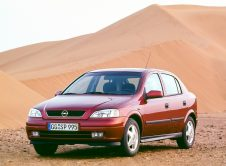 Opel Astra G, 1998