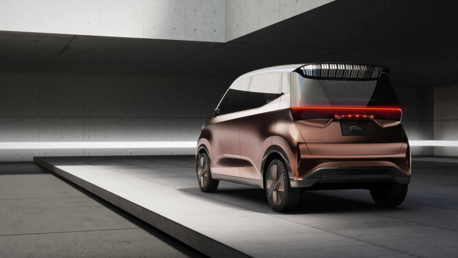 Concept Kei Car Nissan