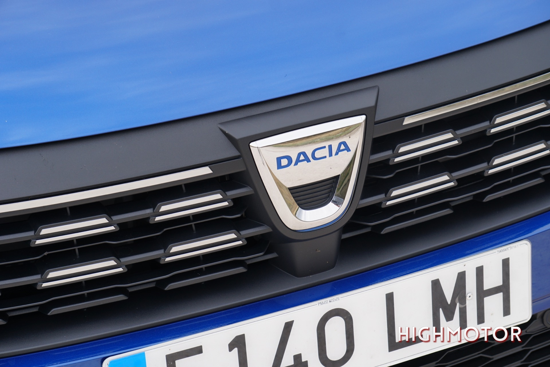 Dacia Sandero Glp 5