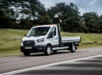Ford E Transit Hits European Roads As Fleet Customers Begin Tria
