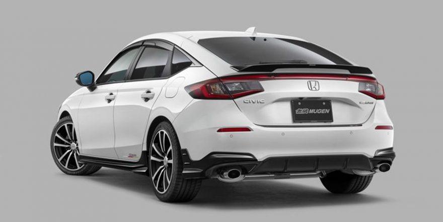Honda Civic Mugen 2022