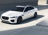 Jaguar Xe Xf 2022 2