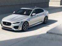 Jaguar Xe Xf 2022 3