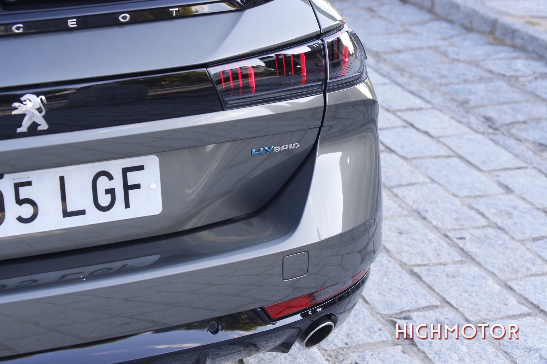 Peugeot 508 Sw Hybrid 10