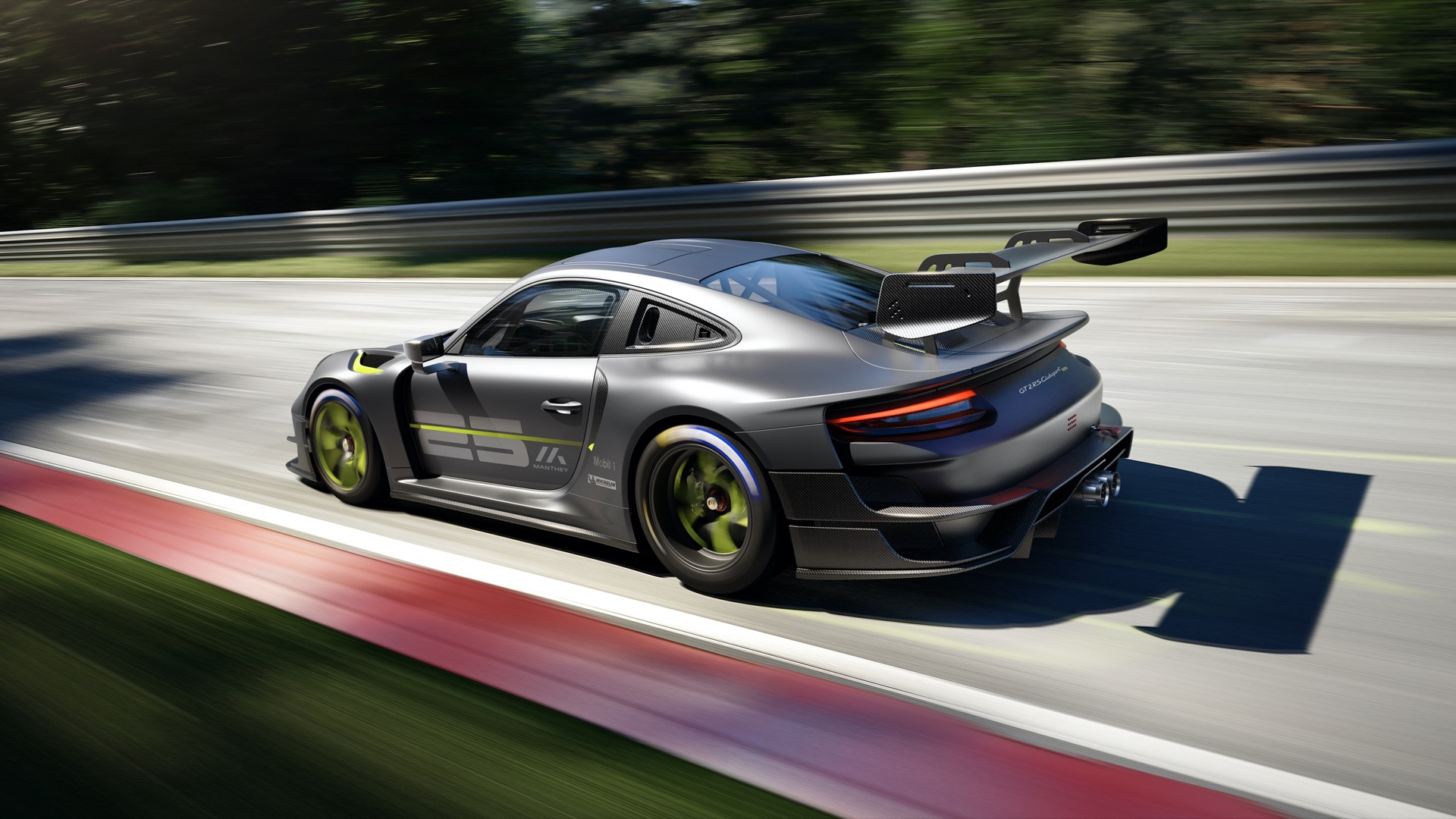 Porsche 911 Gt2 Rs 1