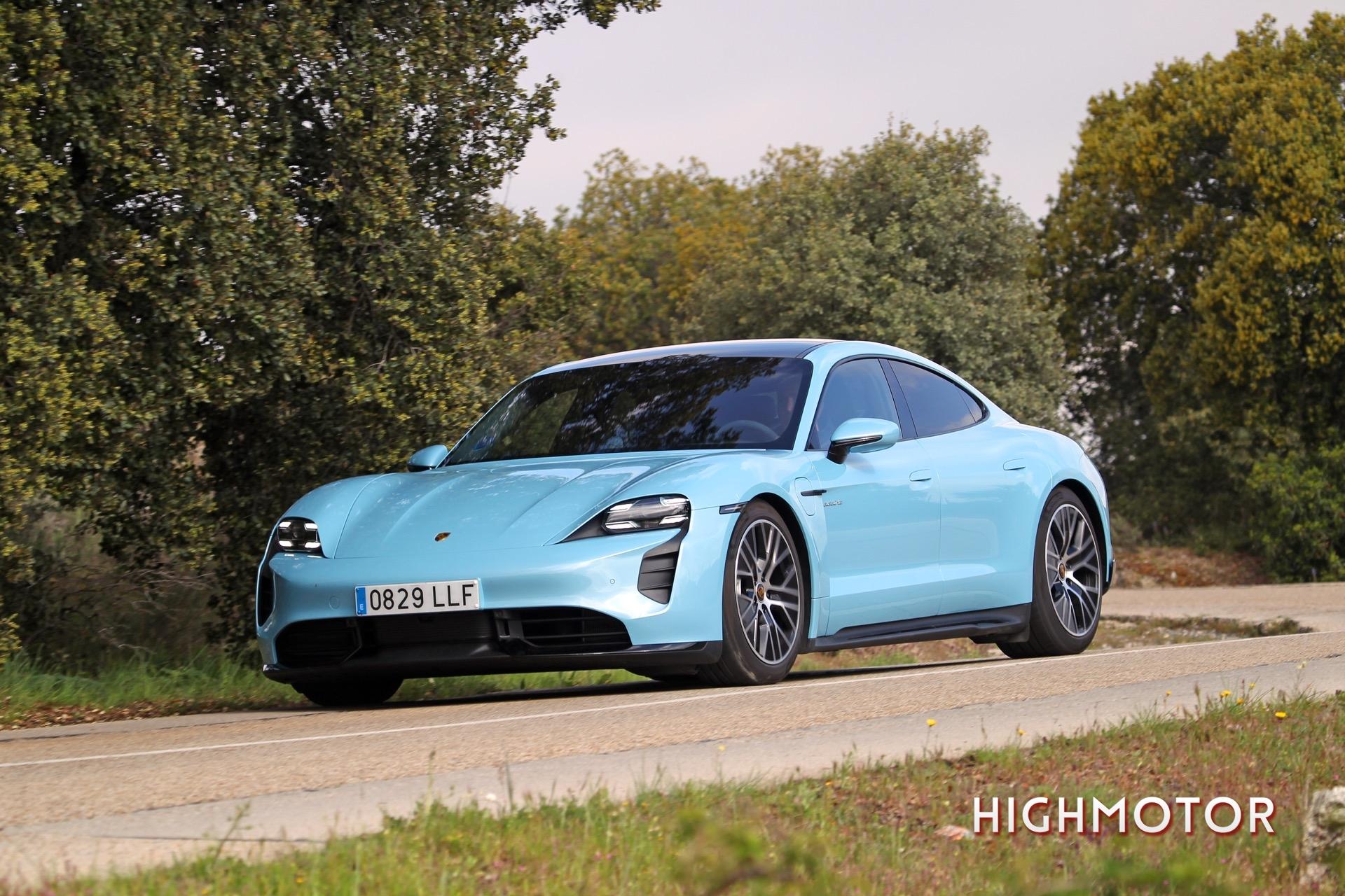 Porsche Taycan Turbo 2