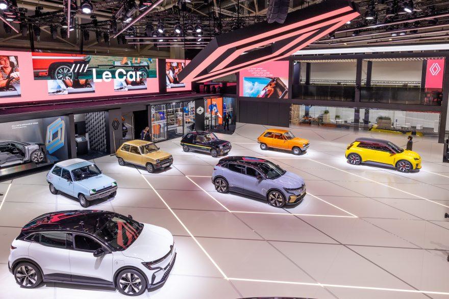 2021iaamunichmotorshow Renault5prototypeandrenault5(1)