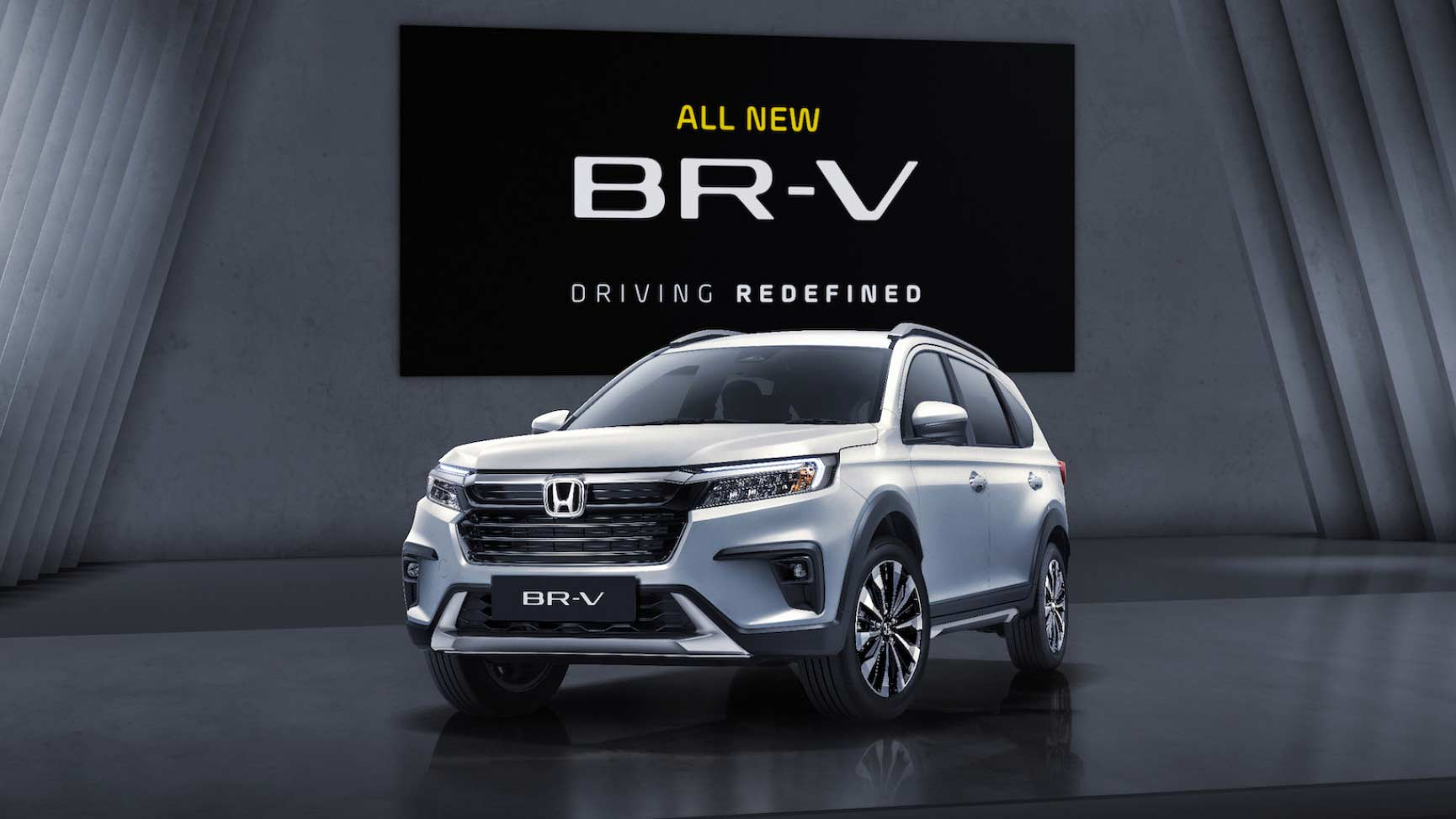 2022 Honda Br V 3