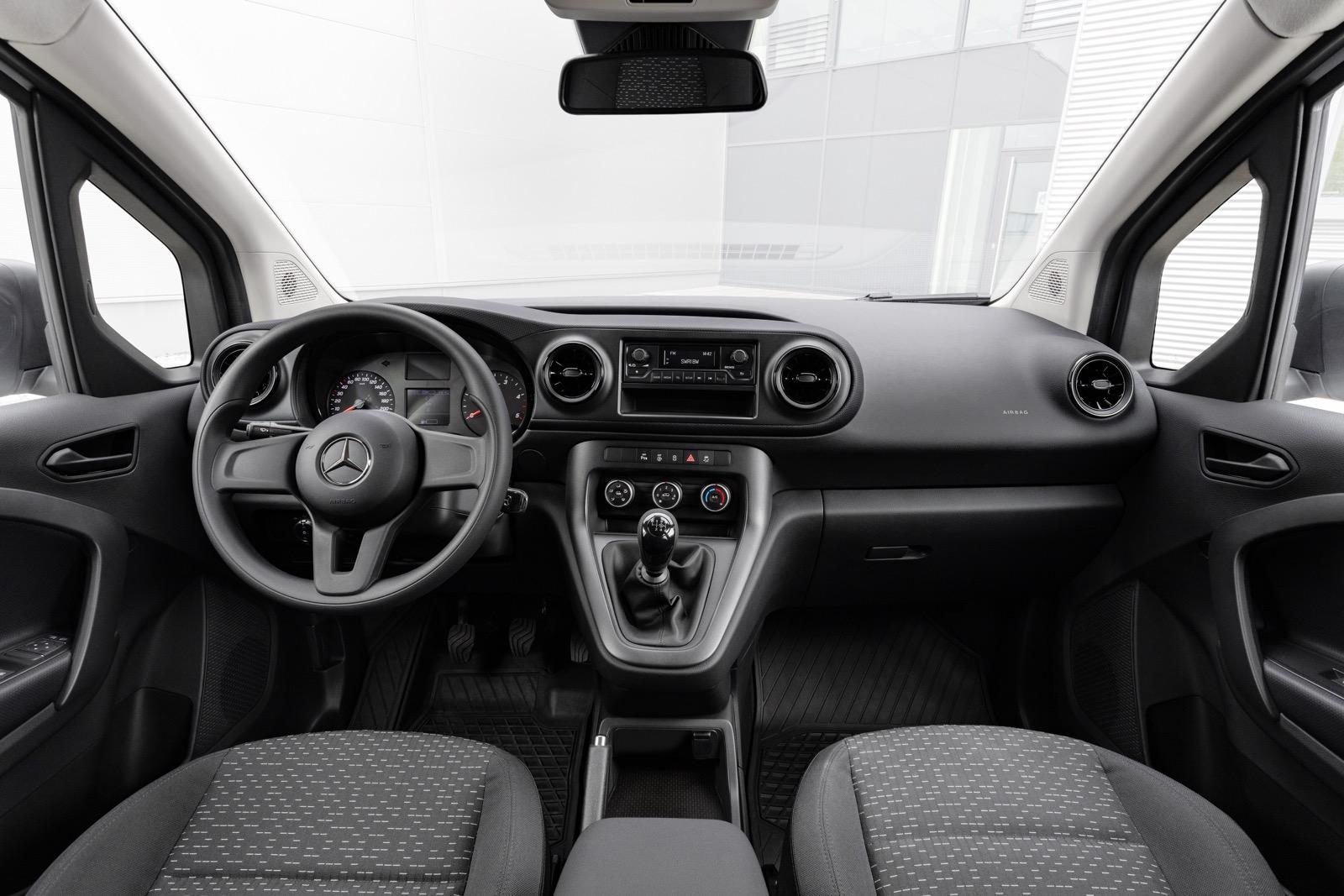 Weltpremiere Mercedes Benz Citan/ecitan