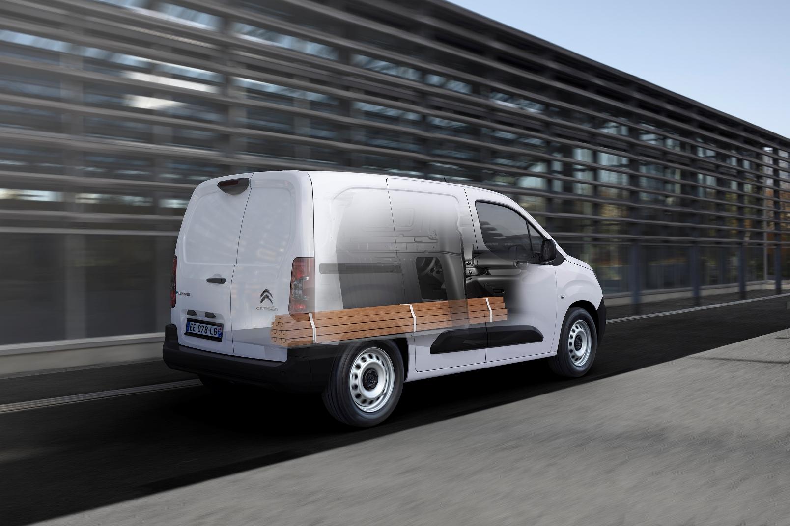 Citroën ë Berlingo Van (3)