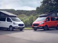 Ford Transit Custom Nugget Active Trail