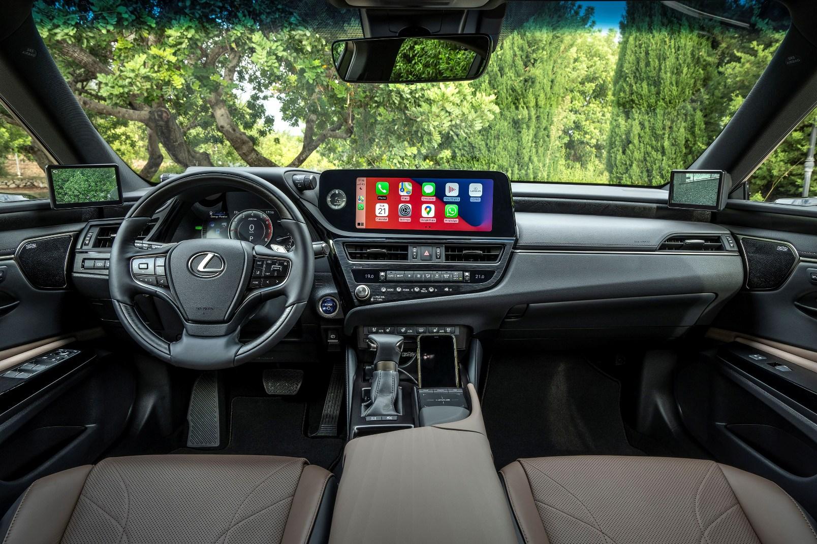 Lexus Es 300h (5)