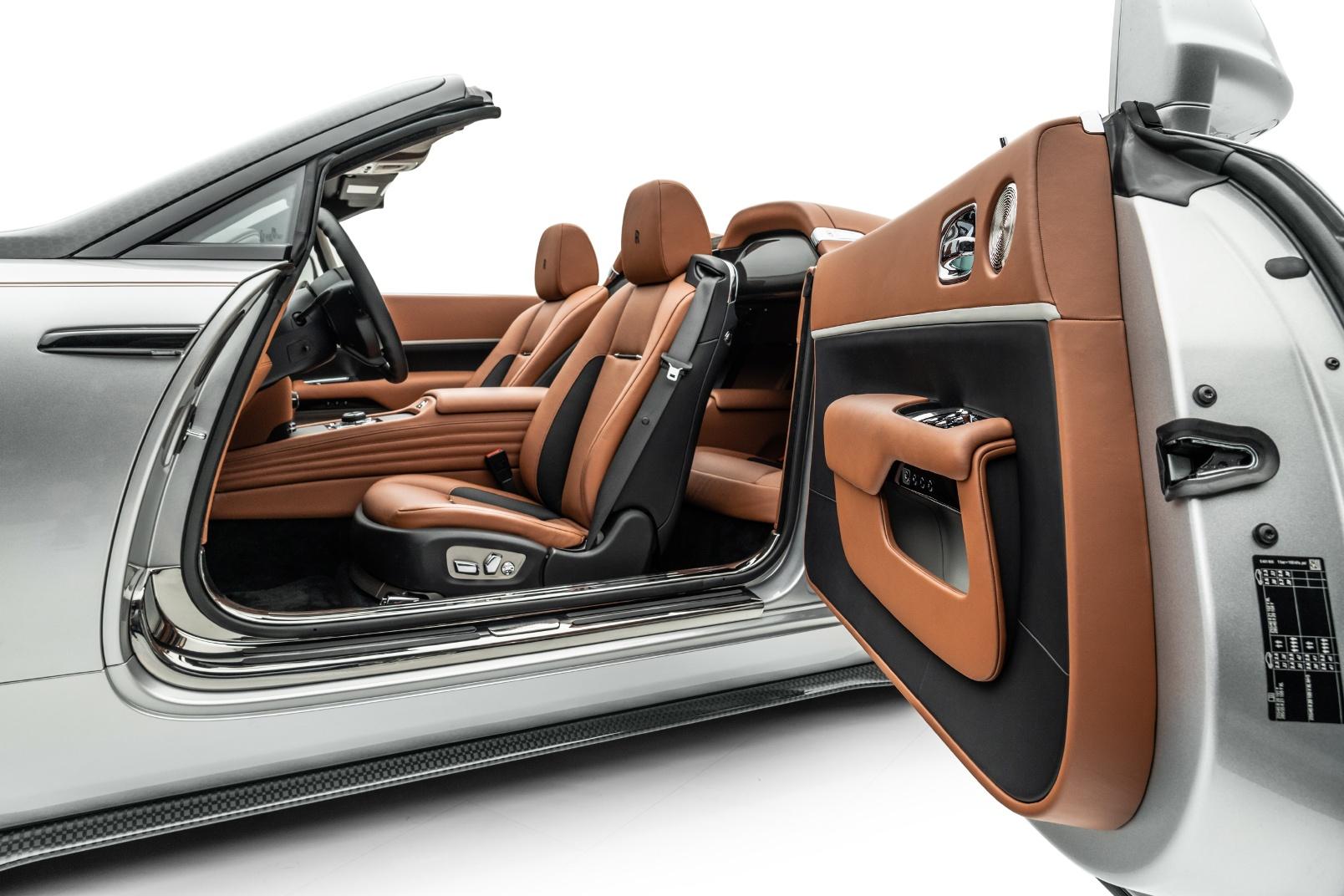 Mansory Rolls Royce Dawn Silver Bullet Softkit (11)