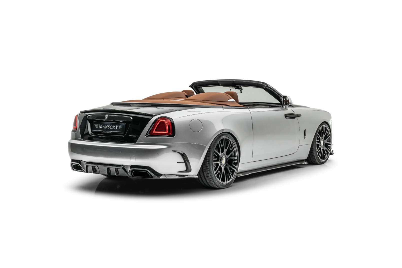 Mansory Rolls Royce Dawn Silver Bullet Softkit (2)