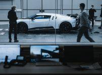 Bugatti Centodieci Pruebas (2)