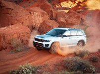 All New 2022 Jeep® Grand Cherokee Trailhawk 4xe