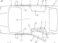 Patente Bmw Puerta