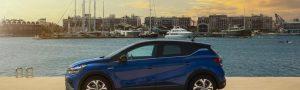 Probamos el Renault Captur Híbrido, un SUV muy interesante
