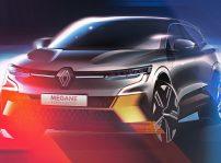 Renault Megane E Tech Electrico 01