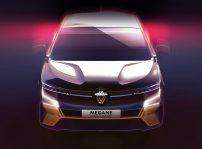 Renault Megane E Tech Electrico 03