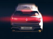 Renault Megane E Tech Electrico 04