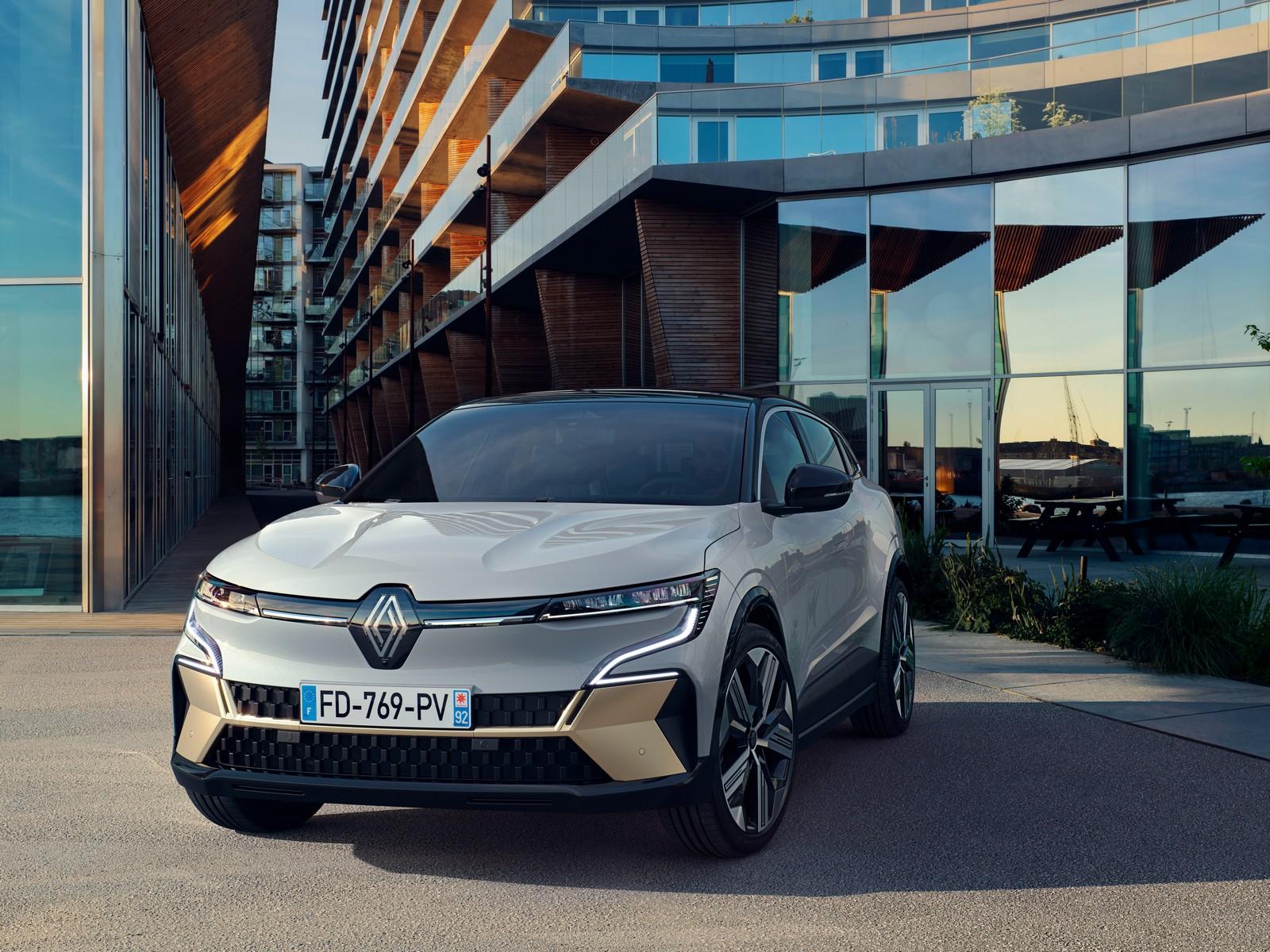 Renault Megane E Tech Electrico 105