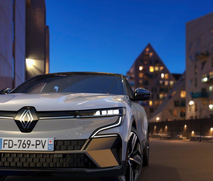 Renault Megane E Tech Electrico 123
