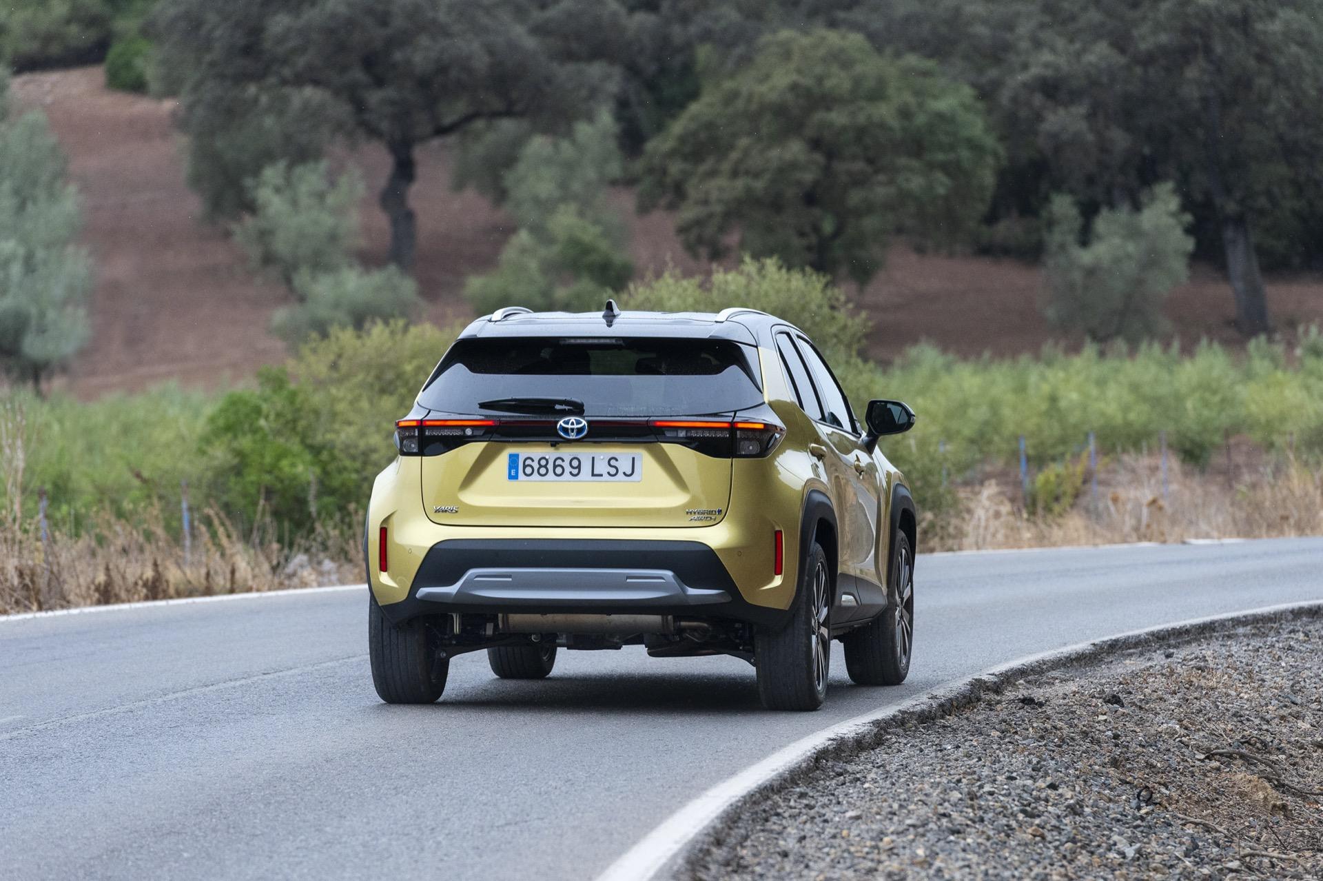 Presentación Toyota Yaris Cross 2021