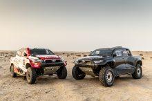 Toyota GR DKR Hilux T1+: La nueva máquina nipona lista para el Dakar