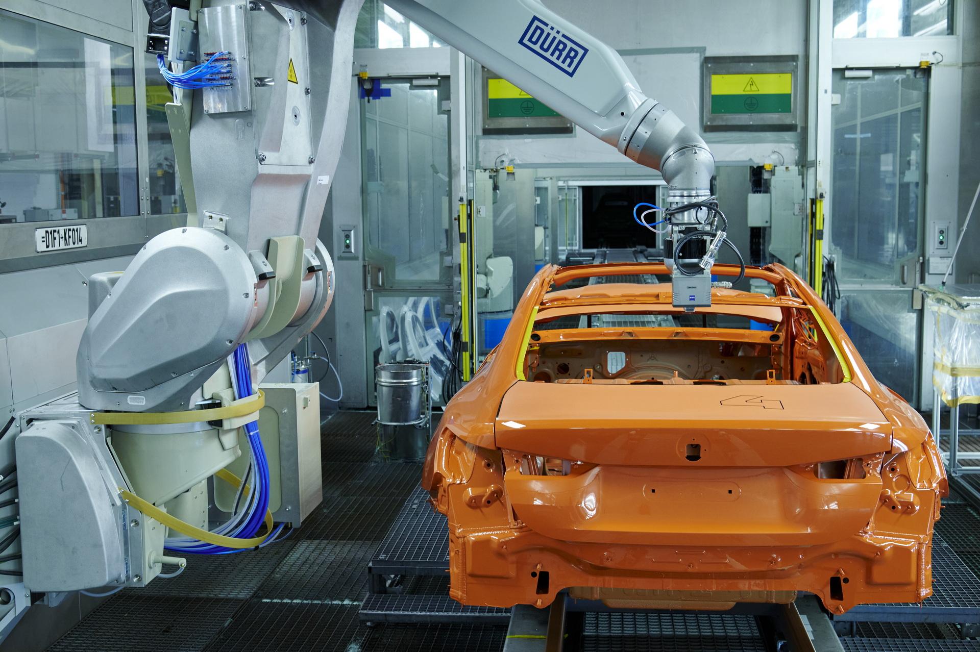 2022 Bmw M4 Ecopaintjet Pro Process 2