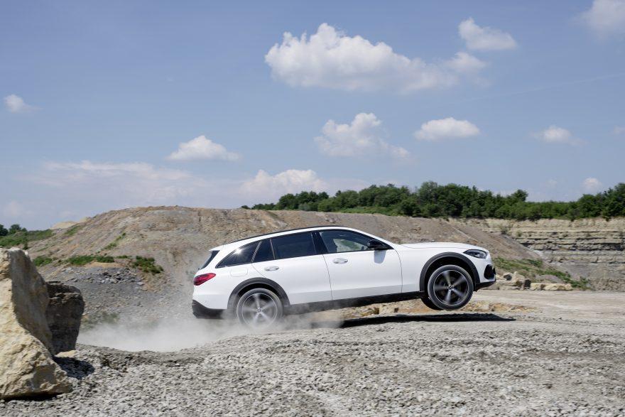 Mercedes-Benz Clase C Estate All-Terrain