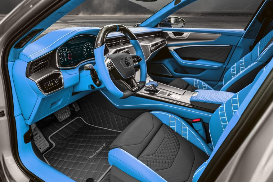 Audi RS7 Sportback Mansory