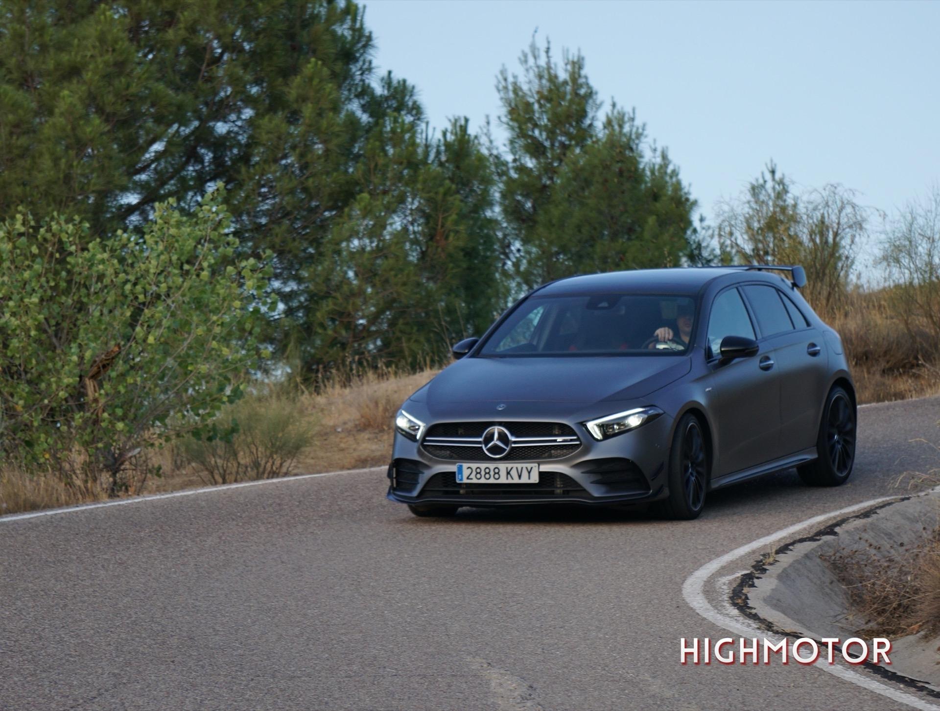 Mercedes Amg A 35 27
