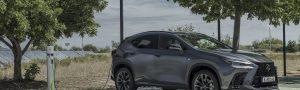 Probamos el primer SUV híbrido enchufable de Lexus, el NX 450h+