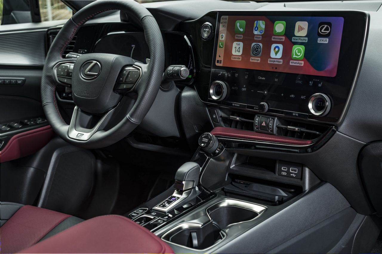 Prueba Lexus Nx450h Plus Highmotor 2