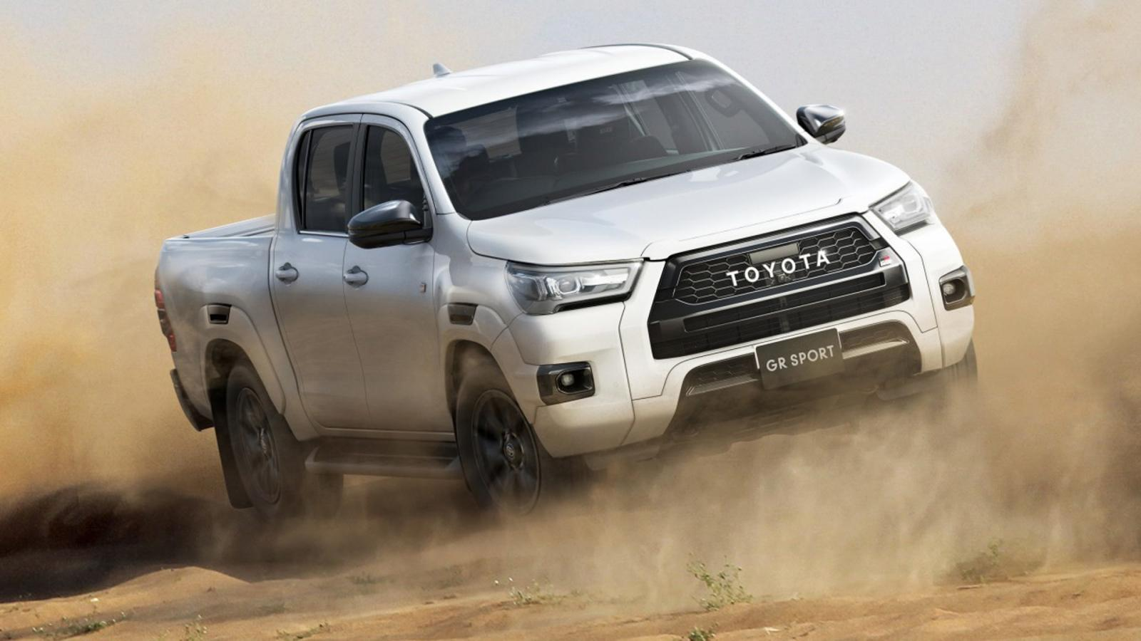 Toyota Hilux Gr Sport Japon (2)