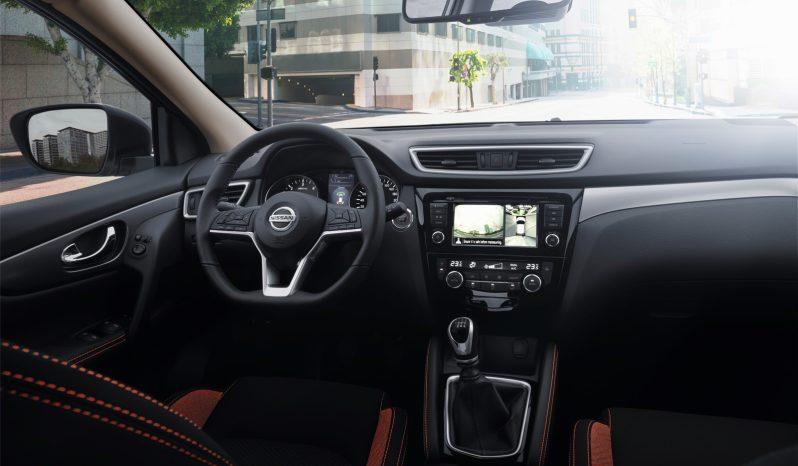 Nissan Qashqai lleno
