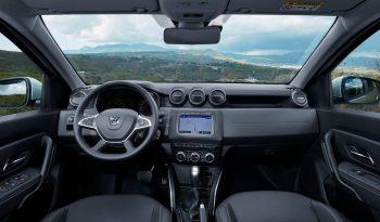 Dacia Duster lleno