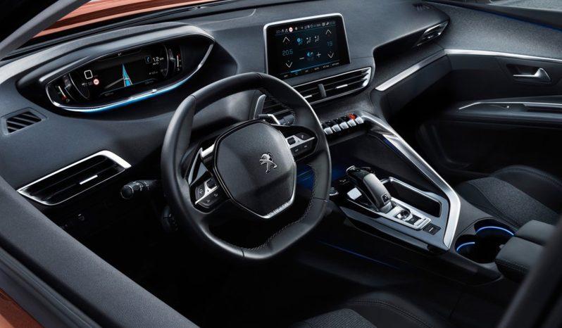Peugeot 3008 lleno