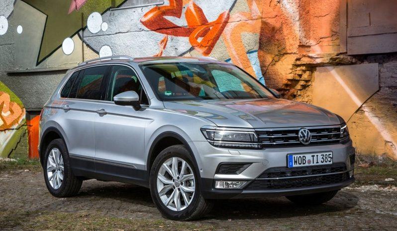 Volkswagen Tiguan lleno