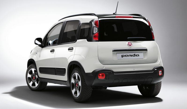 FIAT Panda lleno