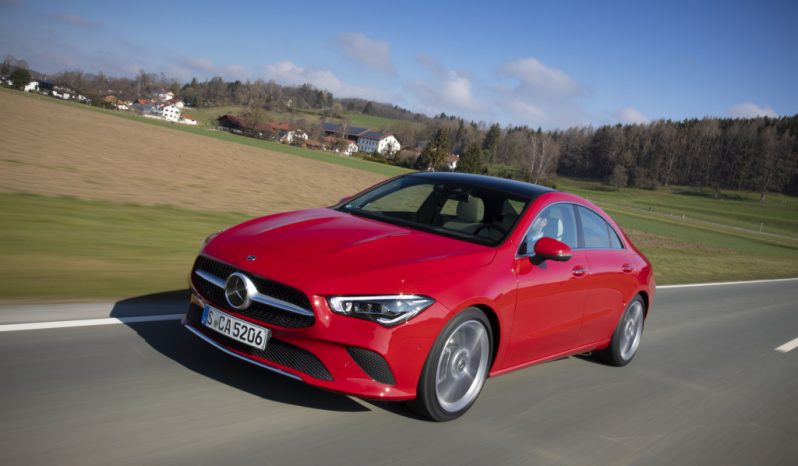 Mercedes-Benz CLA lleno